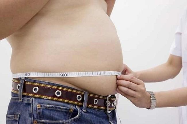Tình trạng nam giới mắc bệnh béo phì ngày càng nhiều
